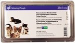 Nobivac: Feline 1-HCPCh+FeLV ( 4 - Way + Feline Leukemia) 25 single doses
