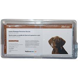 Nobivac: Puppy DPv (25 doses)
