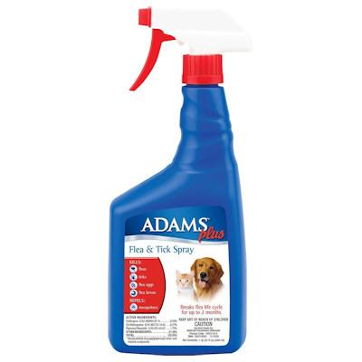 Adams Plus Flea and Tick Mist - 16oz.