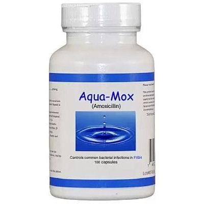 Aqua Mox Amoxicillin -250 mg/100 Capsules