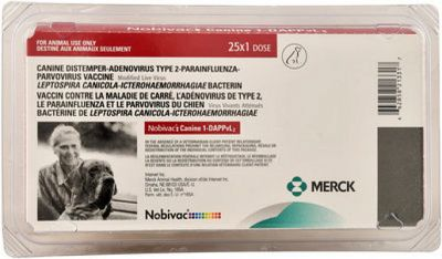 Nobivac Canine 1-DAPPvL2 - Lower Price