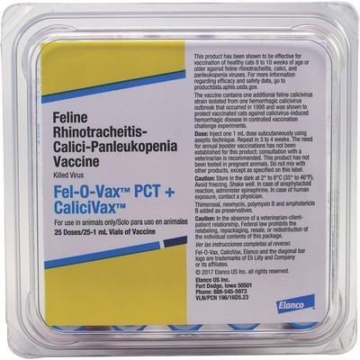 Fel-O-Vax PCT + CaliciVax