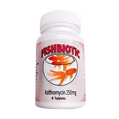 Fishbiotic Azithromycin - Lower Price - In Stock