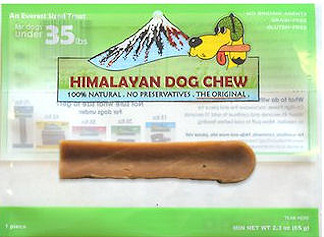 Himalayan Dog Chews - Medium for Dogs under 35lbs
