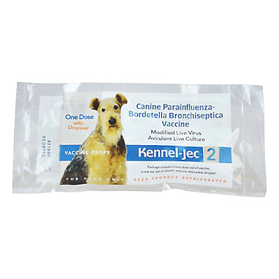 Kennel-Jec 2  -Single dose w/nasal applicator tip