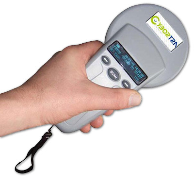 Microchip Scanner 134kHz, Private Label