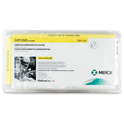 Nobivac Feline Bb -25 single doses
