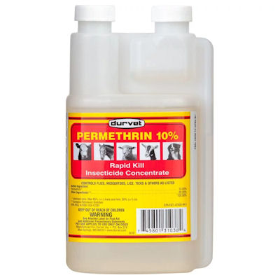 Permethrin 10 % liquid concentrate