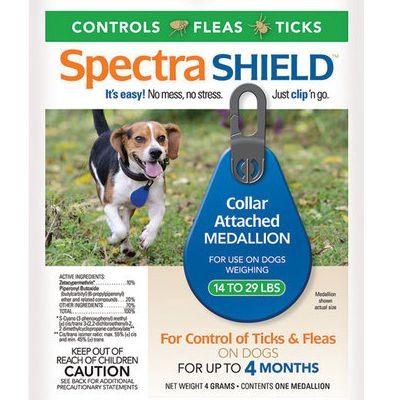 Spectra Shield Dog Flea and Tick Collar