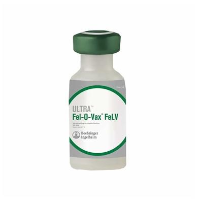 Ultra Fel-O-Vax FeLV -  Feline Leukemia vaccine - 25 dose tray